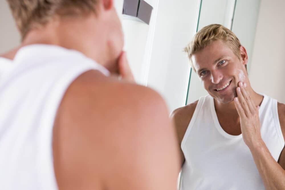 Ansigtscreme til mænd – find den bedste creme til dig